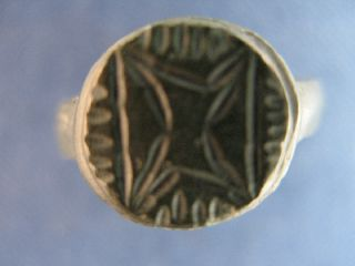 Roman Bronze Ring photo