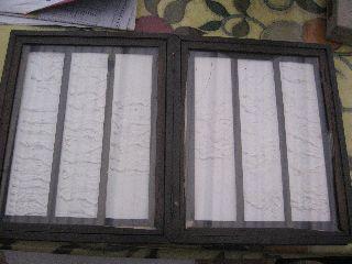 Cameo-grand Tour=john Henning's Miniature Casts Of The Parthenon .1820 Plaster photo