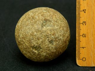 Neolithic Neolithique Granite Bola (hunting Weapon) - 6500 To 2000 Bp - Sahara photo