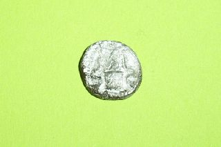 Ancient Roman Silver Coin Snakes Augustus Lifetime Of Jesus Christ Quinarius Old photo