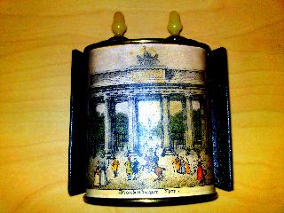 Lindenrolle Limited Edition Facsimilie Panoramic Scroll photo