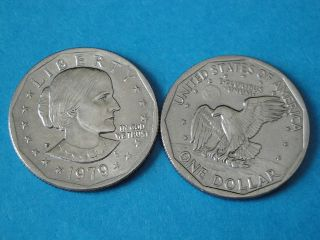 Collectors Dream Rare Set Of 5. . Dollar Coins. Two Dollar Bill History From 1776 & photo