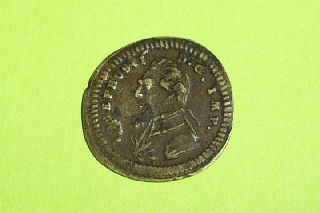 Rare Authentic Post - Medieval Nuremburg Jetton Of Joseph Ii Coin Antique Token photo