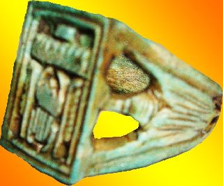 Royal Ring,  Egyptian Pharaonic Items,  Collectable photo
