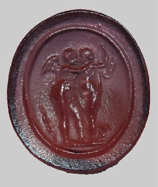 grand Tour Roman Glass Tassie Cameo photo