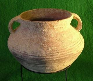Arc Large Herodian Cooking Pot 37 Bc - 70 Ad Jesus Christ Jerusalem Holyland photo