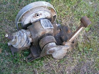Antique Maytag Model 31 Stationary Engine Hit Miss Type Fy - Ed4 photo