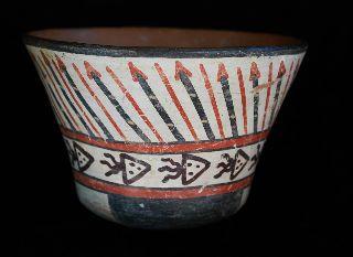 Pre - Columbian Nazca Polychrome