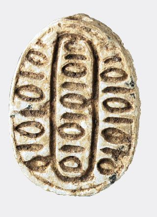 Egyptian Second Intermediate Scarab photo