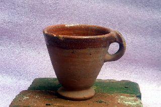 18th Century Dutch Ceramic Strawberry Bowl photo
