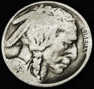 1925 Buffalo Nickel photo