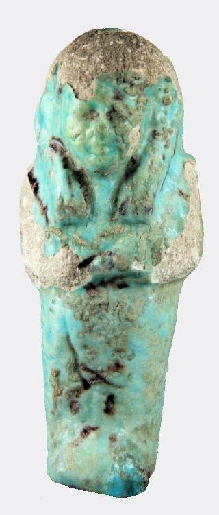 Egyptian Shabti,  Possibly Paiefadjar,  Cache Ii photo