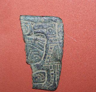 Viking Invanders Broken Bronze Mount photo