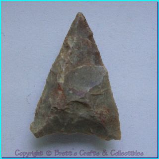 Neolithic Arrowhead - Western Sahara Region - Point Z1 photo