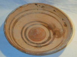Good Quality Ancient Greek Pottery Canosan Dish 4th Century Bc photo