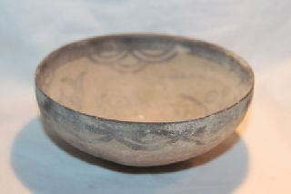 Ancient Indus Valley Pottery Dish 2800 1800 Bc Harappan photo