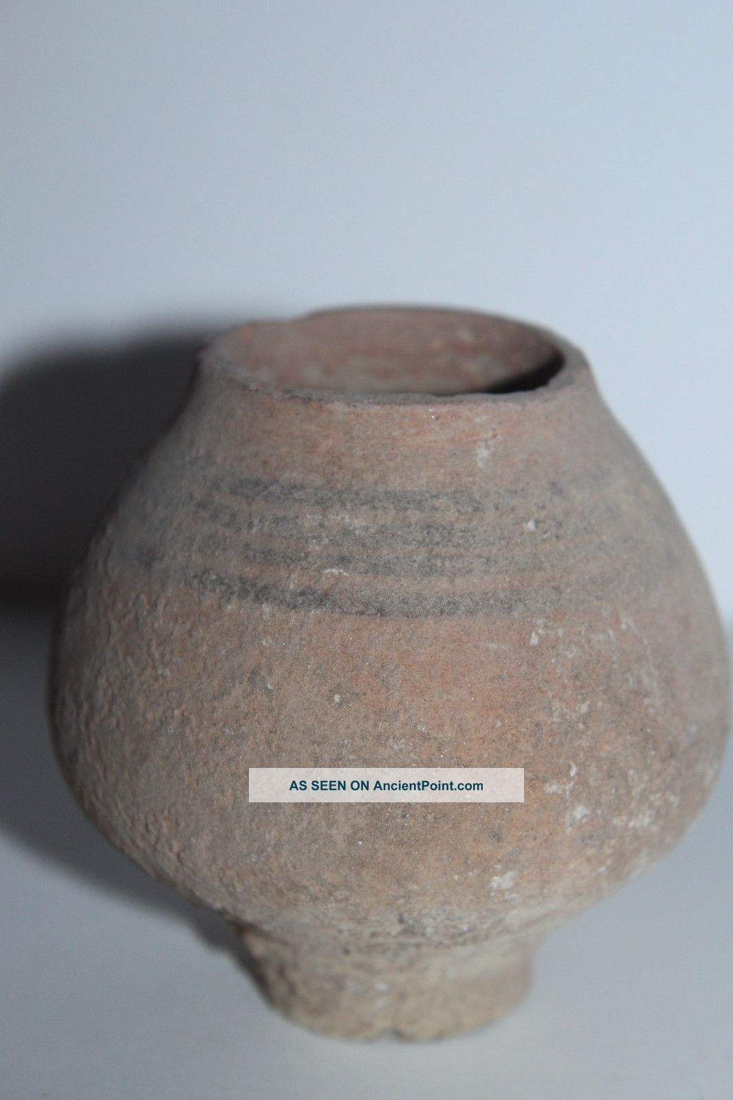 Ancient Indus Valley Pottery Beaker 2800 1800 Bc Harappan Near Eastern photo
