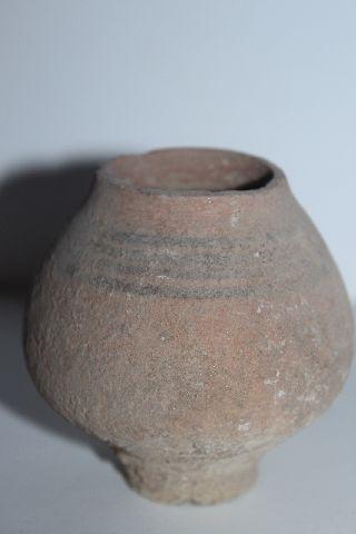 Ancient Indus Valley Pottery Beaker 2800 1800 Bc Harappan photo