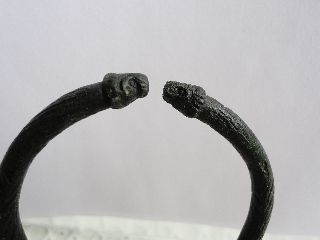Pergamon Lion Bracelet 300 B.  C. photo