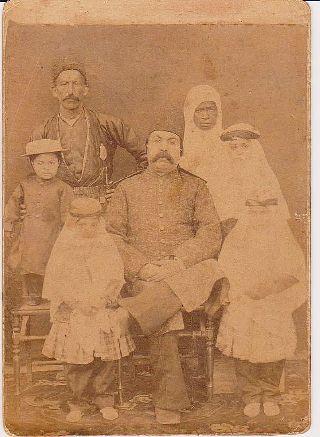 Islamic Antique Cabinet Photo