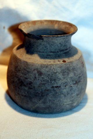Ancient Indus Valley Pottery Pot 2800 1800 Bc Harappan photo