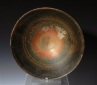 "Artemis Gallery Rare Greek Pottery ""mastos"" Bowl photo"