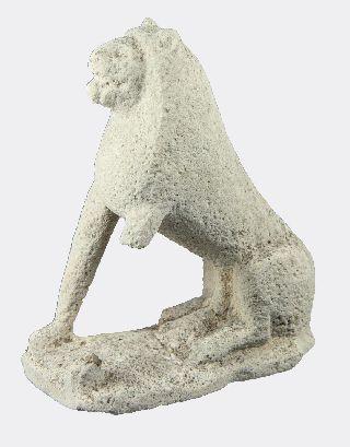 Cypriot Limestone Lion photo