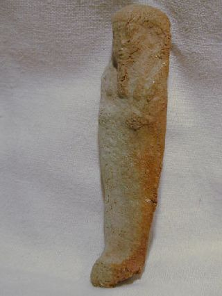 Ancient Egyptian Ushabti 30th Dyn photo