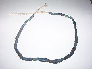 Egyptian Beaded Necklace C.  1200 - 500 B.  C photo
