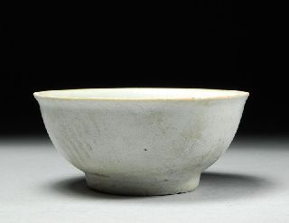 Titanic Of The East Shipwreck Chinese Tek Sing White Tea Bowl photo