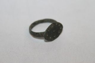 Medieval Period Finger Ring 16/17th Century photo