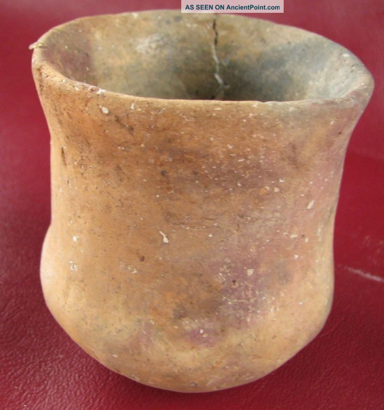 Early American Furniture Reproductions American Indian Mississippian Pottery Vessel 5583 The Americas photo