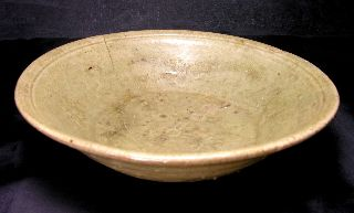 Ancient Thai Si - Satchanalai Celadon Bowl C.  1300 A.  D. photo