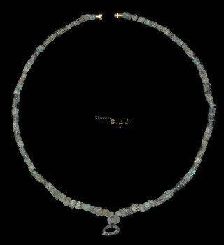 Pre - Achaemenid Parthian Bronze Bead Necklace 017589 photo