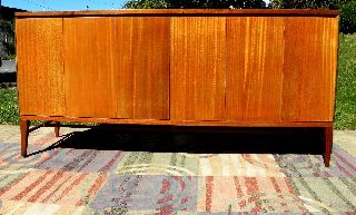 Credenza - Dresser Paul Mccobb For Calvin Mahogany Mid Century Modern 1950 ' S photo
