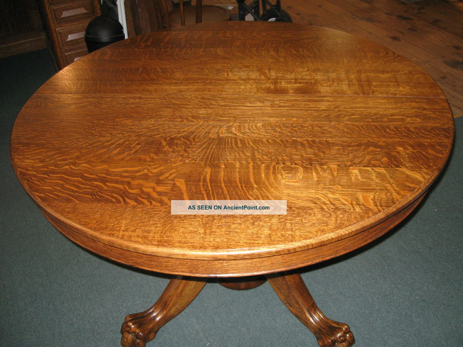 48 inch round dining table best dining table ideas - Round oak dining tables ...