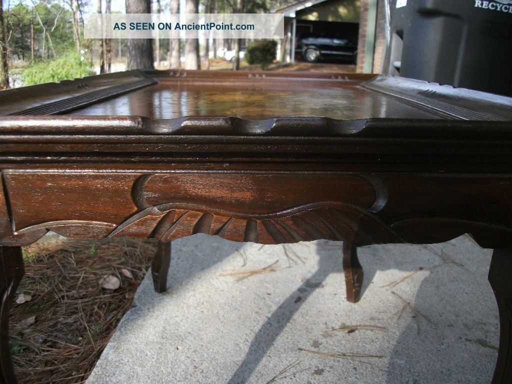 Very Best  Carved French Style Stenciled Mahogany Coffee Table 1900-1950 photo 5 1024 x 768 · 155 kB · jpeg