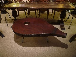 Industrial Coffee Table photo