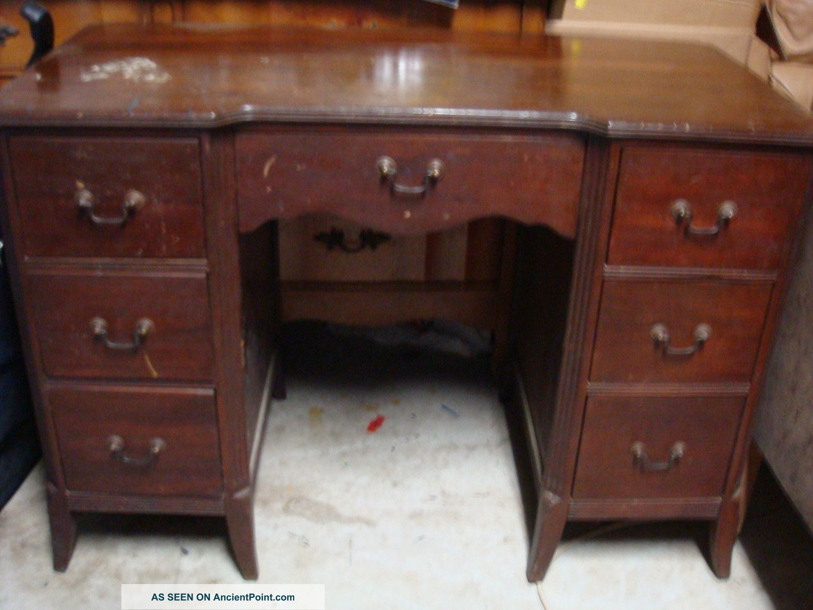 Pin Antique Desk On Pinterest