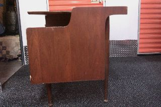 Vintage Mid Century Modern Desk By Hooker For Mainline Furniture photo