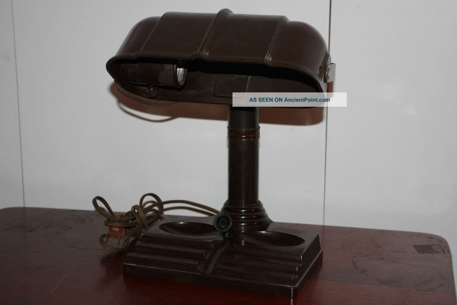 Bakelite Desk Lamp Stand - Parts 20th Century photo
