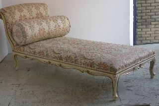 Recamier Daybed Bed Provincial French 1920 photo
