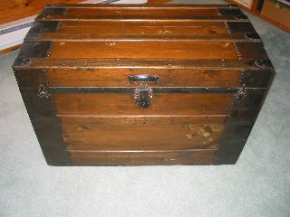 Steamer Trunk photo
