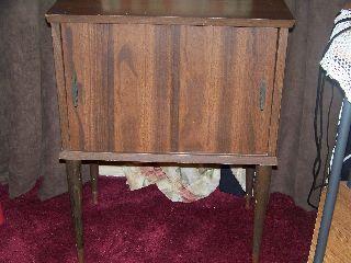 Vintage Retro Cabinet photo