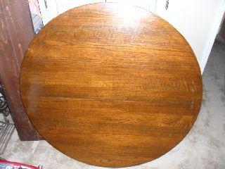Antique Solid Oak 48