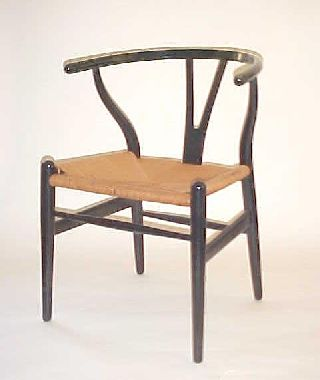 2 Carl Hansen Kb78 Furniture Maker ' S Danish Control Wishbone Chairs photo