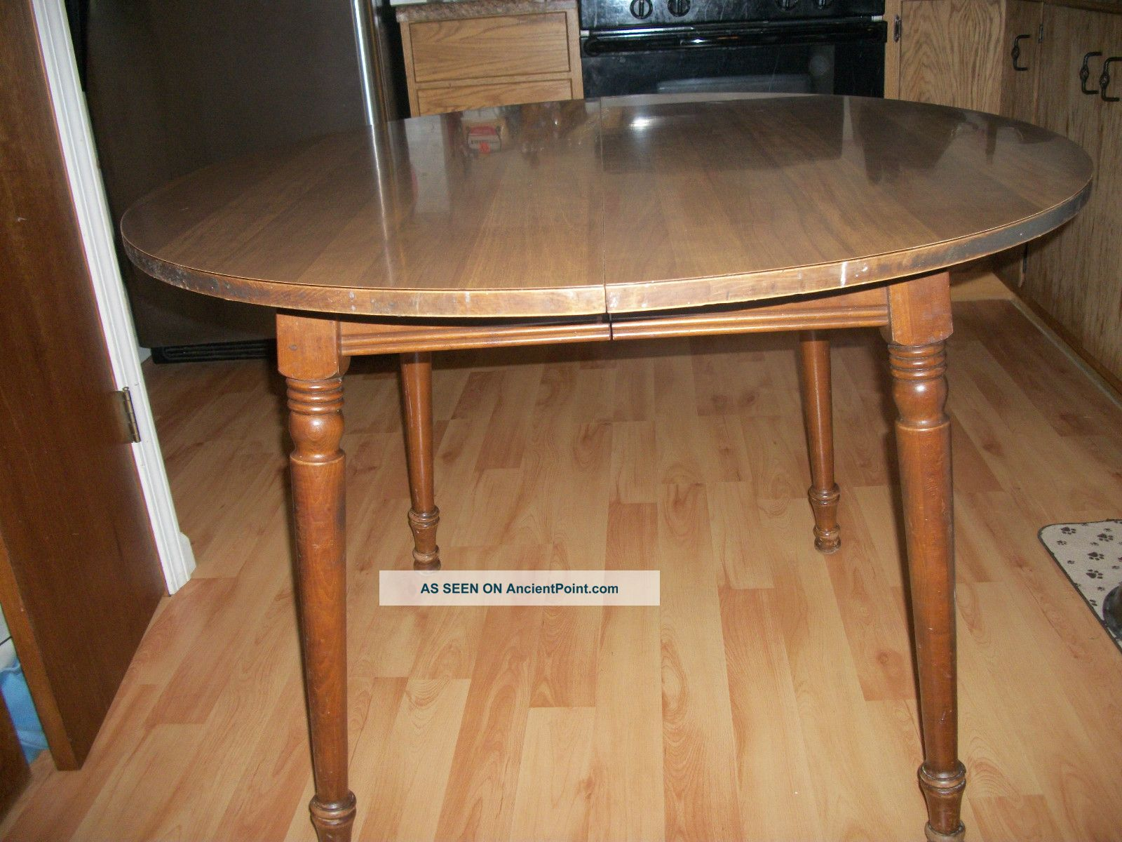 ... Tell City Chair Company Rock Maple Dining Table Solid Piece 1900 1950  1600 X 1200 Part 56
