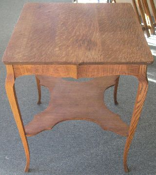 Tiger Oak Table photo