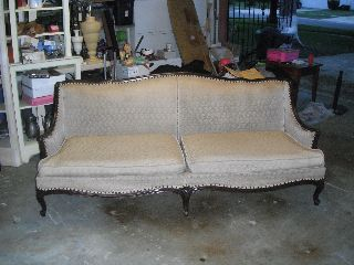 Antique Couch - Sofa Not Sure Of The Year?? Local Pick Up Only photo