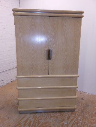 Low Chest Of Drawer By Jay Spectre, . photo